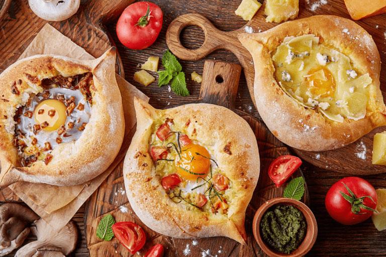Хачапури – национальное блюдо грузин. — Экспертные советы и обзоры недвижимости на GEOLN.COM. Фото 7