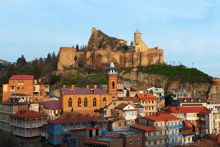 ТОП-25 достопримечательностей Грузии. Узнай что посмотреть в Тбилиси и Батуми, в Кахетии и Мцхети, а также других городах Sakartvelo.