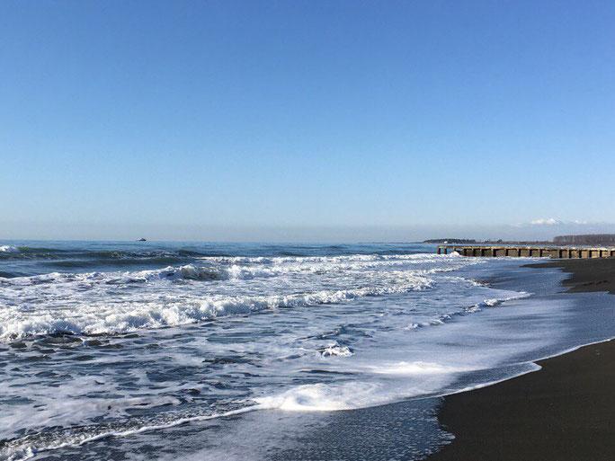 Магнитные пески Уреки. Чистота пляжа в Уреки