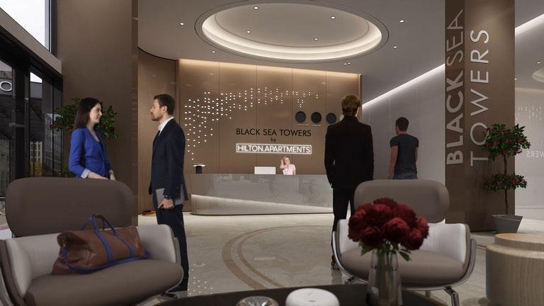 Hilton Apartments™ - старт Грузия. Новый тренд в мире недвижимости - инвестиции в апартаменты гостиничного типа.  — Экспертные советы и обзоры недвижимости на GEOLN.COM. Фото 4