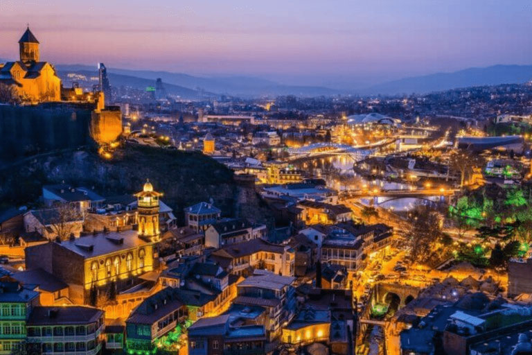 Новостройки в Тбилиси: что и где строят. — Экспертные советы и обзоры недвижимости на GEOLN.COM. Фото 1