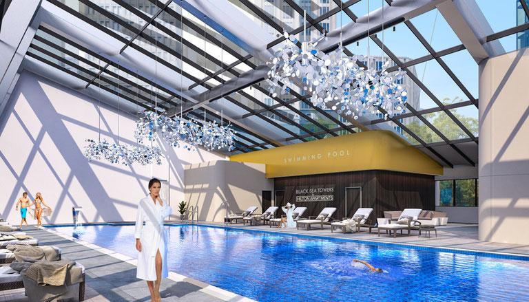 Hilton Apartments™ - старт Грузия. Новый тренд в мире недвижимости - инвестиции в апартаменты гостиничного типа.  — Экспертные советы и обзоры недвижимости на GEOLN.COM. Фото 5