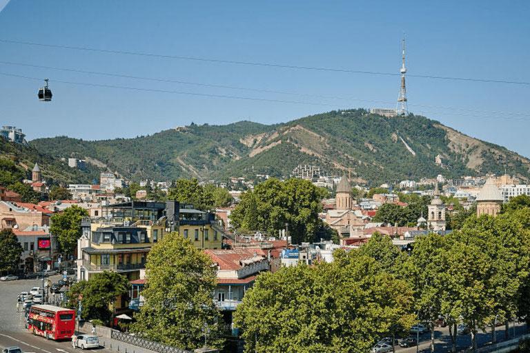 Тбилиси в июле: погода, отдых и развлечения