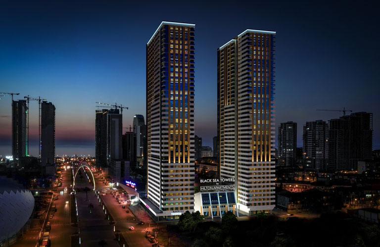 Hilton Apartments™ - старт Грузия. Новый тренд в мире недвижимости - инвестиции в апартаменты гостиничного типа.  — Экспертные советы и обзоры недвижимости на GEOLN.COM. Фото 6