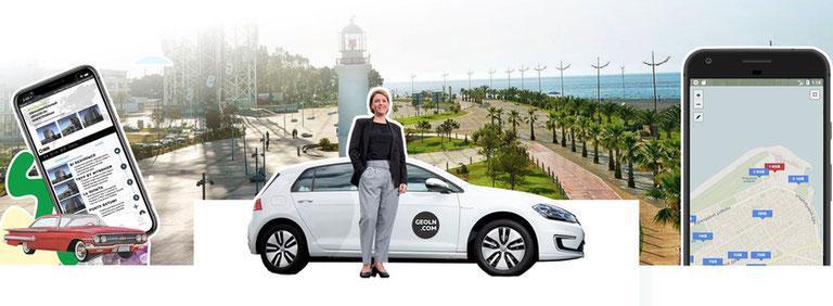"""סיור בבניינים חדשים ברכב - שירות על ידי GEOLN.COM — ייעוץ מומחה וביקורות נדל""""ן ב- GEOLN.COM. תמונה 2"""