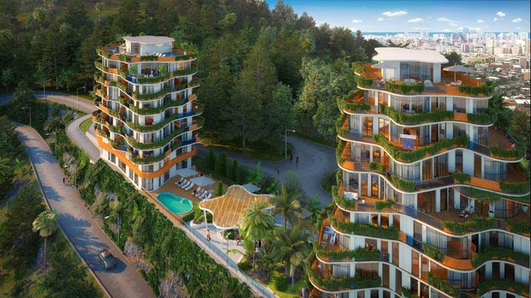 ЖК Batumi Hills от застройщика Galt Group на 👉🏻GEOLN.COM Обзор проекта, локации, особенностей.