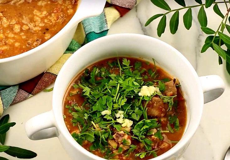Грузинская кухня: 25 блюд, которые обязательно стоит попробовать — Экспертные советы и обзоры недвижимости на GEOLN.COM. Фото 10