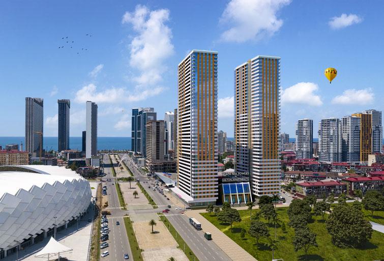 Hilton Apartments™ - старт Грузия. Новый тренд в мире недвижимости - инвестиции в апартаменты гостиничного типа.  — Экспертные советы и обзоры недвижимости на GEOLN.COM. Фото 3