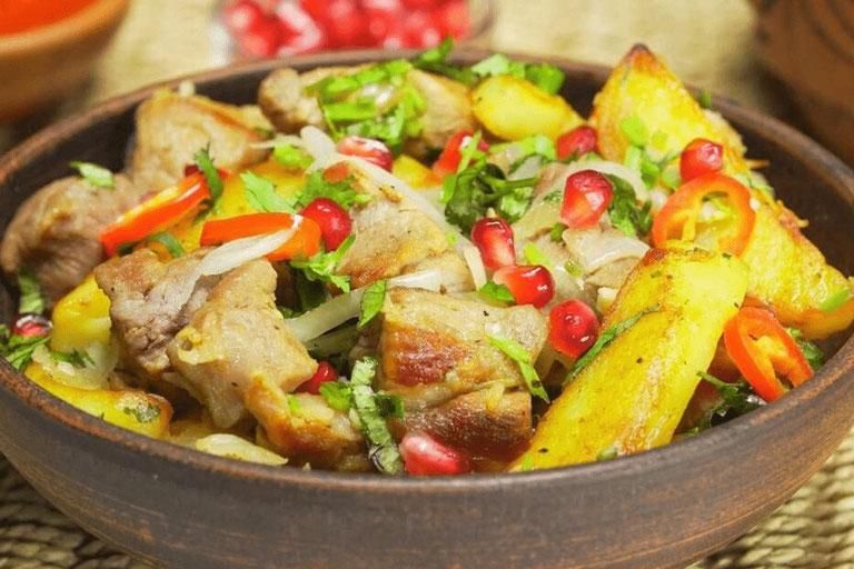 Грузинская кухня: 25 блюд, которые обязательно стоит попробовать — Экспертные советы и обзоры недвижимости на GEOLN.COM. Фото 16
