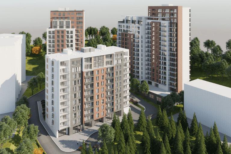 Новостройки в Тбилиси: что и где строят. — Экспертные советы и обзоры недвижимости на GEOLN.COM. Фото 8