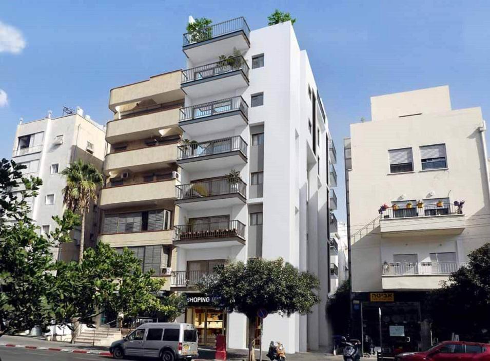 Ben Yehuda 164 Buy An Apartment In Tel Aviv Yafo From Urban Real Estate